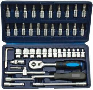 Hand Tool Kit  (46 Tools)