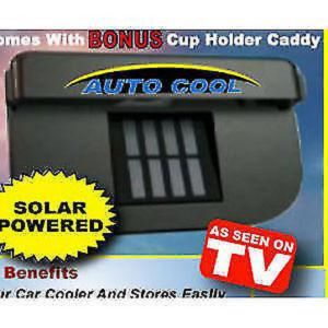 Buy Inindia Solar Automatic Car Cooler For Summers - Auto Cool ( Works In Closed Window Also) online