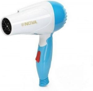 Buy Inindia Genuine Nova 1000w Portable And Foldable Hair Dryer online