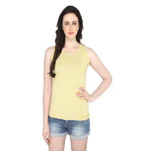 Buy P-nut Women's Round Neck Striped Casual T-shirt Om418b online