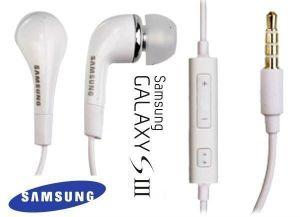 Buy Samsung Handsfree Headphones Earphones Galaxy S4 S3 I9300 S5 Note3 online