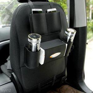 Buy 3d Car Auto Seat Back Multi Pocket Storage Bag Organizer Online