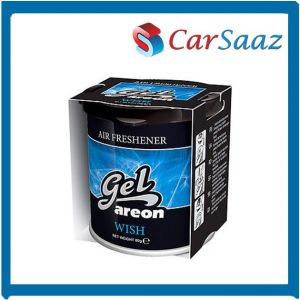 Buy Areon Car/home/office Gel Based Perfume Freshener Wish -by Carsaaz online