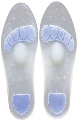 Buy Tynor Full Silicon Insole - Large (pair) online