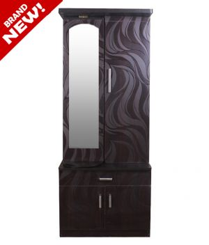buy caspian s textured dressing table online best prices in