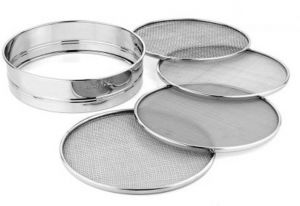 Buy Graminheet Steel Flour Sieve 4 In 1 online