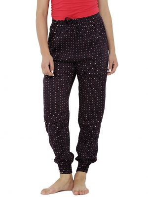 Buy Loco En Cabeza Printed Elasticated Bottom Lounge Pant (code - Czwpy0014) online