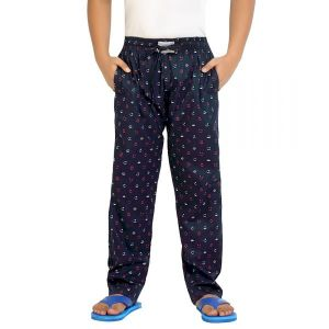 Buy Kick Start Boy's Cotton Smily Print Pyjama Ksp0009 online