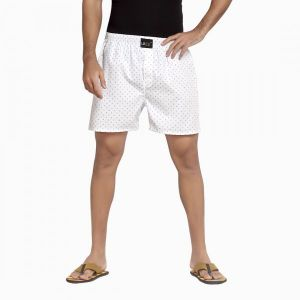 Buy London Bee Men's Cotton Arror Print Boxer - (code - Mlb0111) online