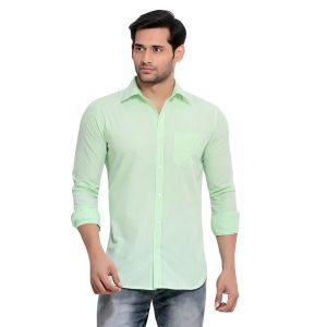 Buy London Bee Men's Cotton Checks Slim Fit Shirt- (product Code - Mlslb0057) online