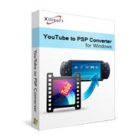 Buy Xilisoft Youtube To PSP Converter online