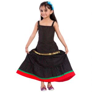 Buy Decot Paradise Girls Top And Skirt Set online