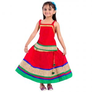Buy Decot Paradise Girls Top And Skirt Set (kid224) online