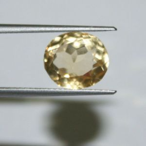 Buy 6.59 Cts Yellow Topaz Stone online