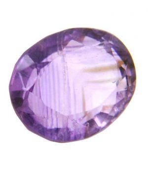 Buy Igli Certified 6.96 Cts Amethyst Gemstone online