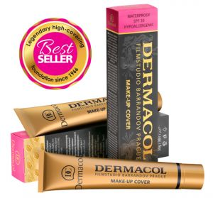 Buy Dermacol Make-up Cover - Waterproof Hypoallergenic For All Skin Types online