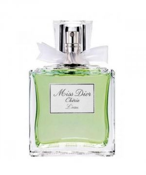Buy Christian Miss Cherie Leau For Women Eau De Parfum Spray Size 100ml / 3.4oz ( Unboxed ) online