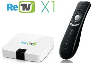 Buy Retv X1 Media Streaming Device online