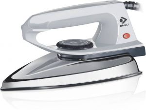 Buy Bajaj Dx 2 600w Light Weight Dry Iron (grey) online