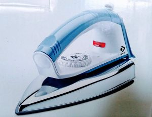 Buy Bajaj New Popular 1000w Dry Iron (lavender) online