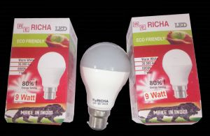 Buy Richa 9watt LED Bulb Combo 3 online
