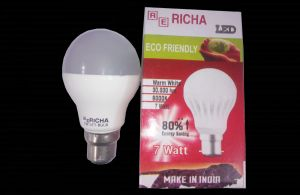 Buy Richa 7watt LED Bulb Combo 2 online