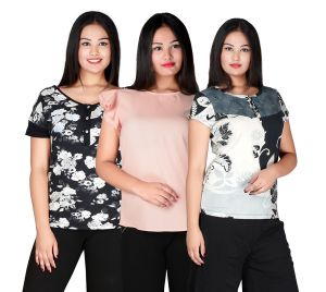 Buy Glasgow Women'S Printed Tops online