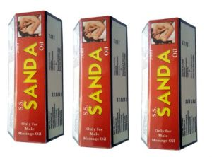 Buy S S Snadha Oil Pack Of 3 online