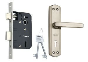 Buy Spider Steel Mortice Key Lock Complete Set With Antique Black Finish (code-s606mal Rml4) online