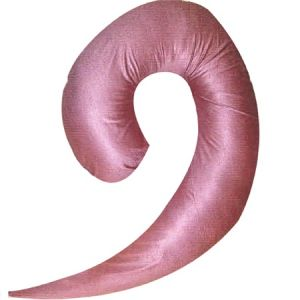 Buy Comfort Pillows Pink Cotton Maternity  Pillows online