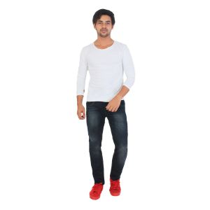 Buy Men's Flying Port Black Jeans online