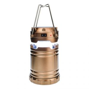 Buy Cubee Solar Zoom Rechargeable Emergency LED Light Camping Lantern Lamp With Hooks online