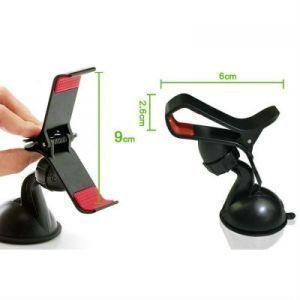 Buy New Universal Car Mobile Phone Holder Portable Folding Tablet Stand online