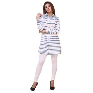Buy Hive91 Striped womens Long shirt online