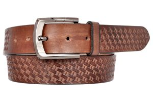 Buy Ajeraa Mens Geniume Leather Belt online