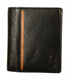Buy Louis Stitch | Sirius Balck | Royal Leather Wallet online