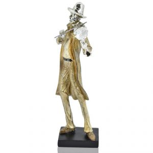 Buy Musical Man Polyresin Show Piece online