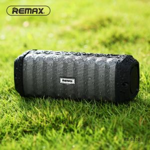Buy Remax Bluetooth Waterproof Speaker (ipx7) Rb-m12 - Black online