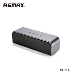Buy Remax Portable Desktop Speaker 2000mah (m8) - Grey online