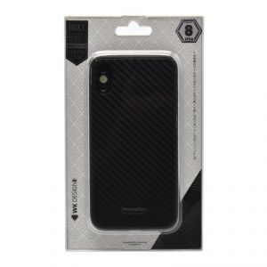 Buy Wk Roxy Series Phone Case For iPhone X Wk-021 - Black Printed online