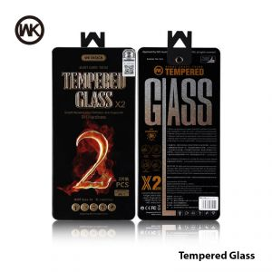 Buy Wk Kylin Series Tempered Glass For iPhone 6/6s Plus - 2pcs online