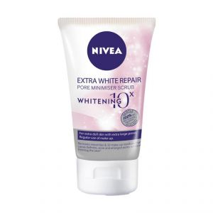 Buy Nivea Extra White Repair Pore Minimiser Scrub - 100g online