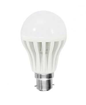 Buy Shoppingekart Plastic Round Shaped White 12 Watt Super LED Bulb Pack of 1 online