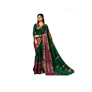 Buy Vibhusha Cotton Silk saree online