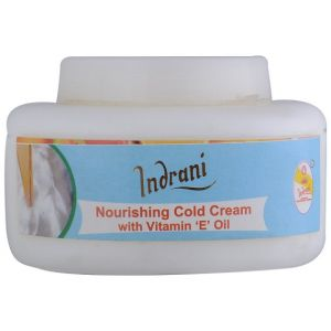 Buy Indrani Nourishing Cold Cream With Vit-e Oil-200gm online
