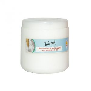 Buy Indrani Nourishing Cold Cream With Vit-e Oil-500gm online