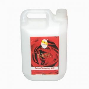 Buy Indrani Rose Cleansing Milk -1lt online
