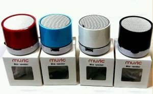 Buy Bluetooth Speakers Portable Mini With FM SD Card Support All Smartphones online