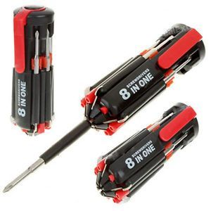 Buy 8 In 1screwdriver Set And Soft Touch For Longtime Operation Complete Set online