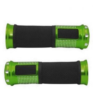 Buy Star Shine Stylish Bike Handle Grip Green For All Bikes/all Scooty/all Scooters/all Bullets online